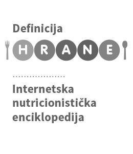 Definicija hrane