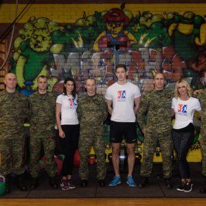 Hrvatski vojnici prikazat će vježbe na finalu projekta Aktivna Hrvatska