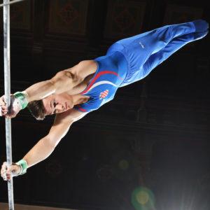 Svjetski prvak u gimnastici Tin Srbić izaslanik je Predsjednice RH na Aktivnoj Hrvatskoj u Donjoj Stubici