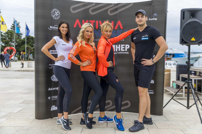 Lukrecija Dragic, Renata Sopek, Asja Petersen, Patrik Kramaric